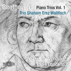 Beethoven: Piano Trios Vol. 1