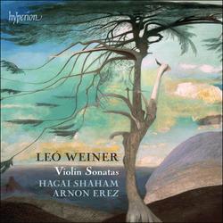 Leó Weiner Violin Sonatas