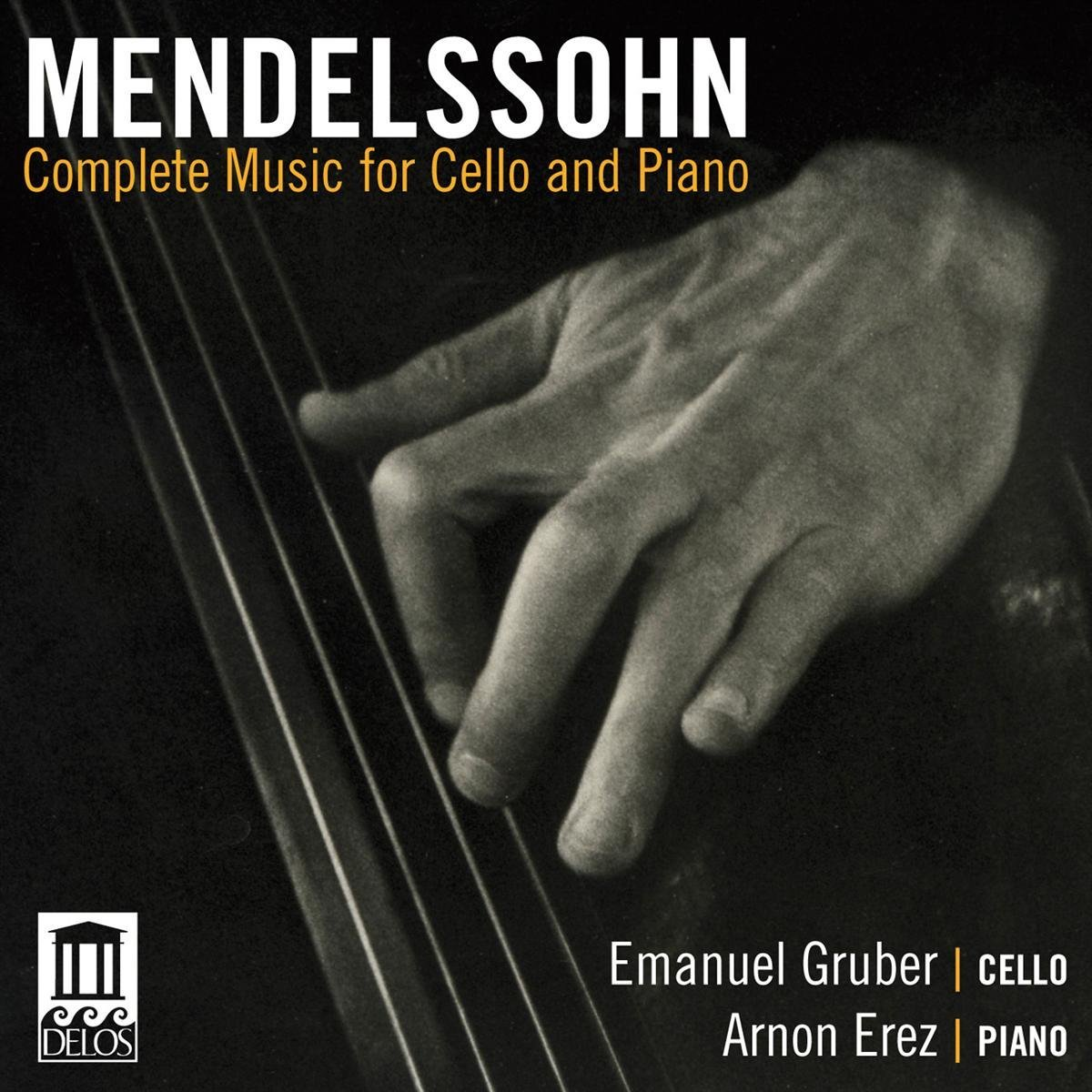 Mendelssohn: Cello&piano