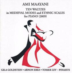 Ami Maayani - Four Waltzes
