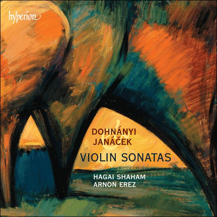 Dohnányi & Janáček: Violin Sonatas