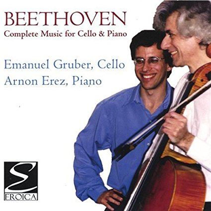 Beethoven - Complete for Cello&piano