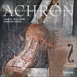 Joseph Achron Complete Music