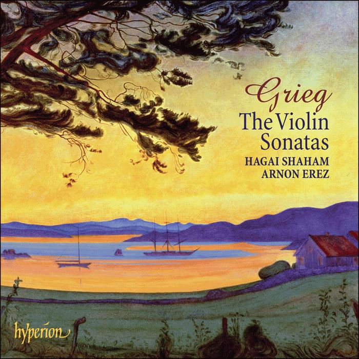 Edvard Grieg Violin Sonatas