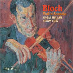 Ernest Bloch Violin Sonatas