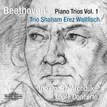 Beethoven Piano Trios Vol. 1