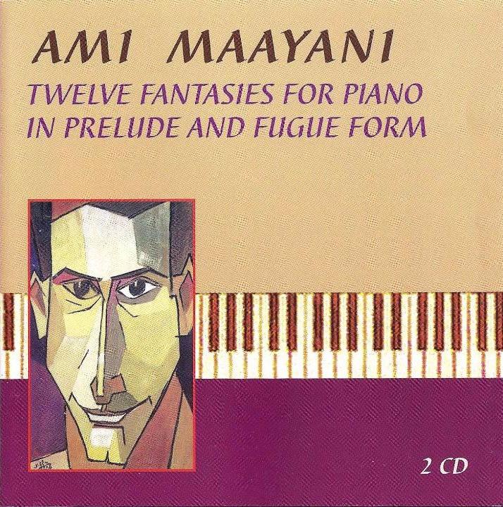 Ami Maayani - Two Fantasies