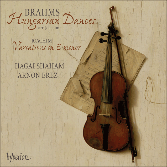 Brahms & Joachim: Hungarian Dances