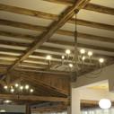 Lampade per locale rustico