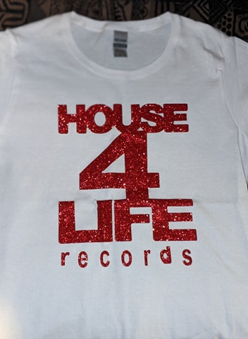 HOUSE 4 LIFE SHIRT RED