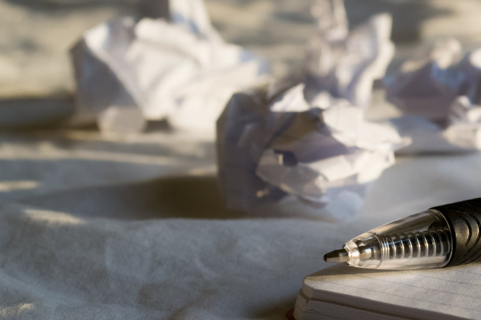 Five tips to help composers writer's block