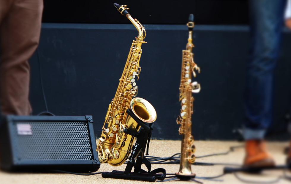 Jazz Appreciation Month - Courtney Pine