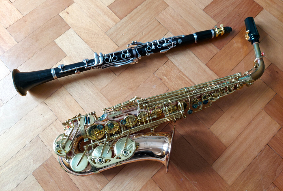 Learning The Saxophone As A Clarinetist