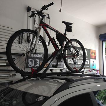 Transbike de teto Velox Eqmax