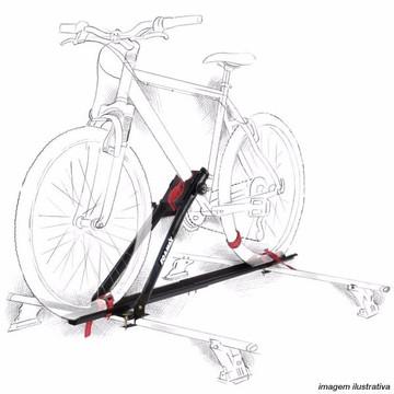 Rack Transbike Eqmax velox Aço