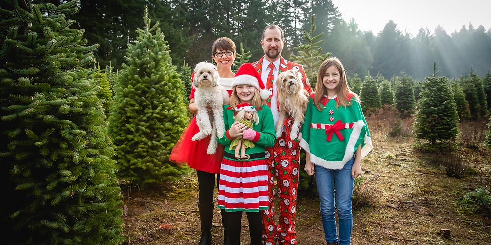 CANCELLED - Nov 15th - Yule Dog Holiday Photo Fundraiser