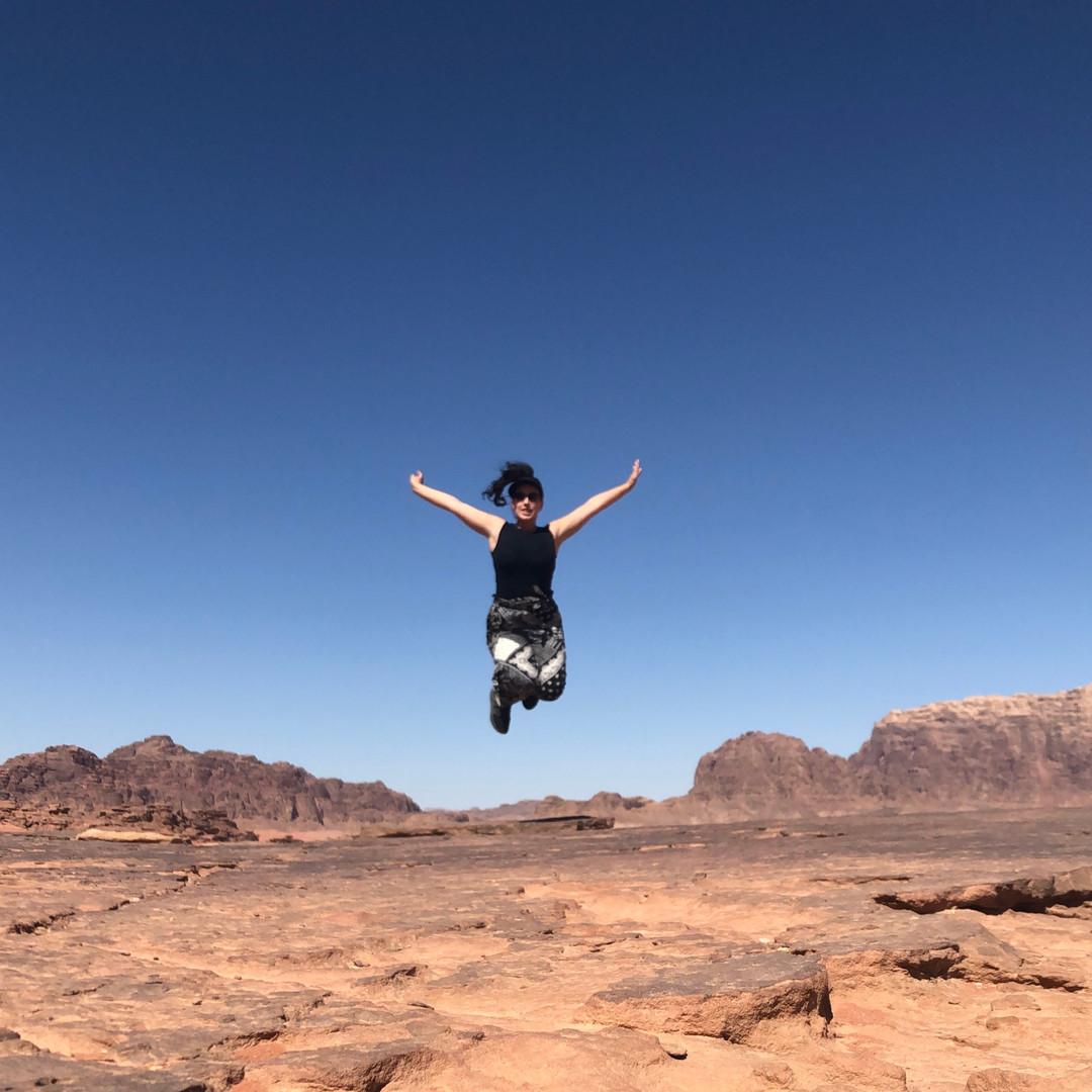 Wadi Rum Desert Tour