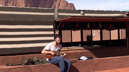 Wadi Rum Desert Bedouin Camp
