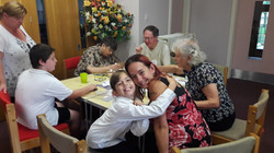 Tracy and Kirsty at Messy Church