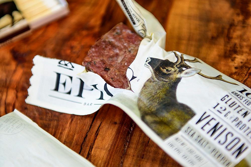 Epic Venison Meat Bar