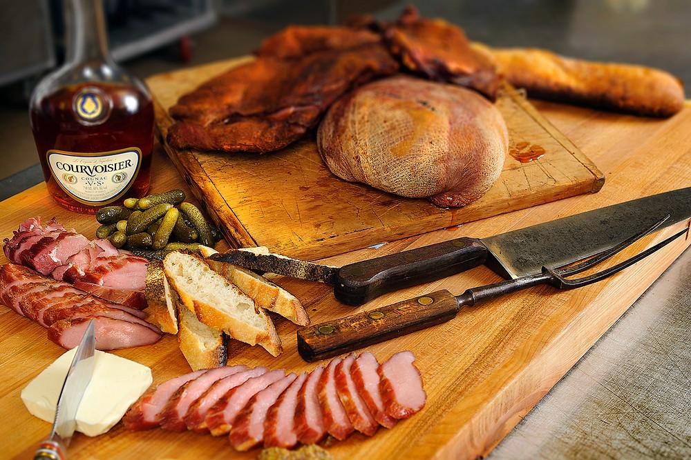 Wild Boar Irish Bacon