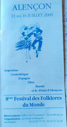 8ème édition - 2000