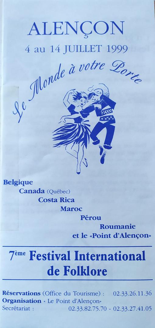 7ème édition - 1999