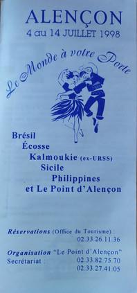 6ème édition - 1998