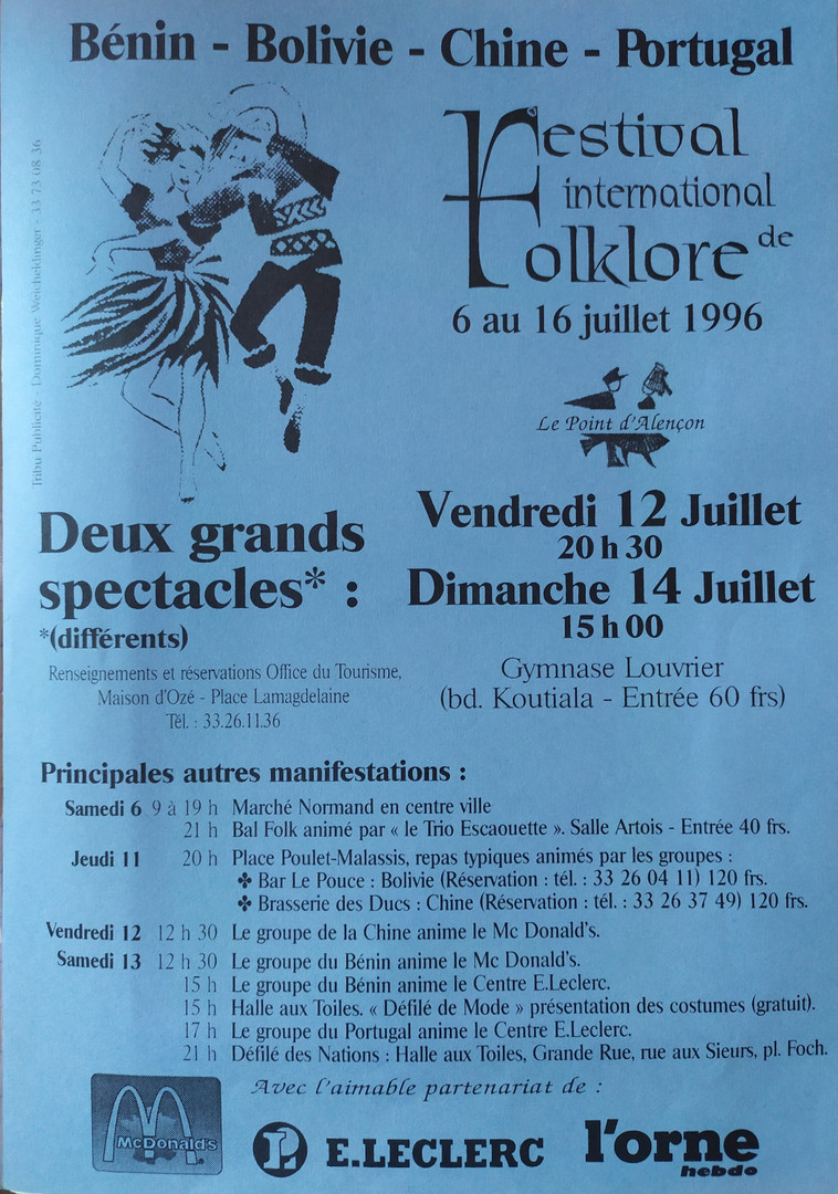2ème édition - 1996