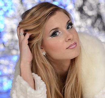 Frozen prinses make-up