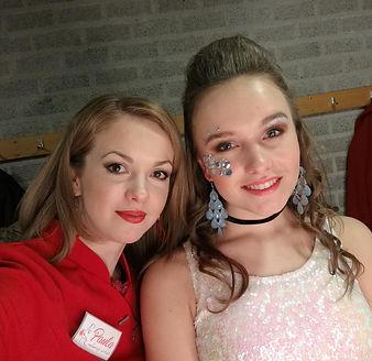 Make-up Prinsegarde