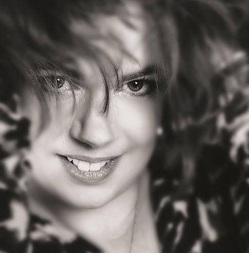 Portret fotosessie make-up