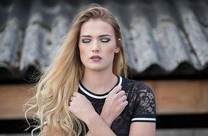 Make-up model fotosessie