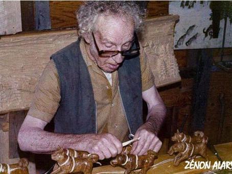 Zénon Alary, sculpteur