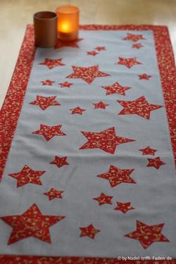 Tischläufer Sterne