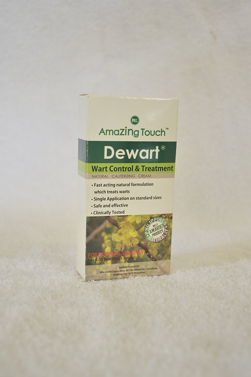 Dewart Cream (Individual Use)