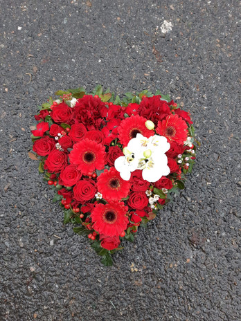 Kjærlig hilsen i rødt