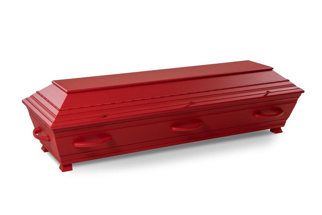 Rød perle