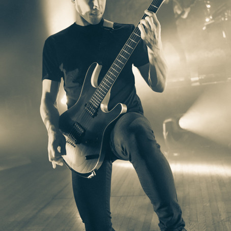 Architects (Holy Hell Tour) The Palladium - Worcester, MA 5/20/2019