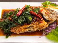 Grill Fish Galangal