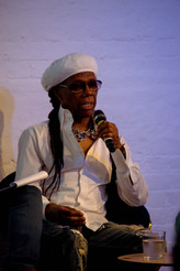 NILE RODGERS / SONGWRITING STUDIES EVENT