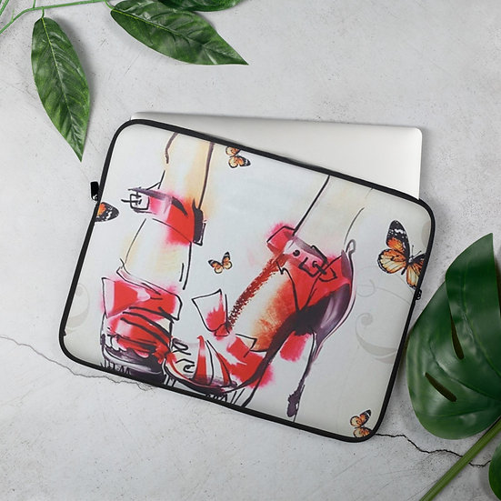 High Heel Laptop Sleeve