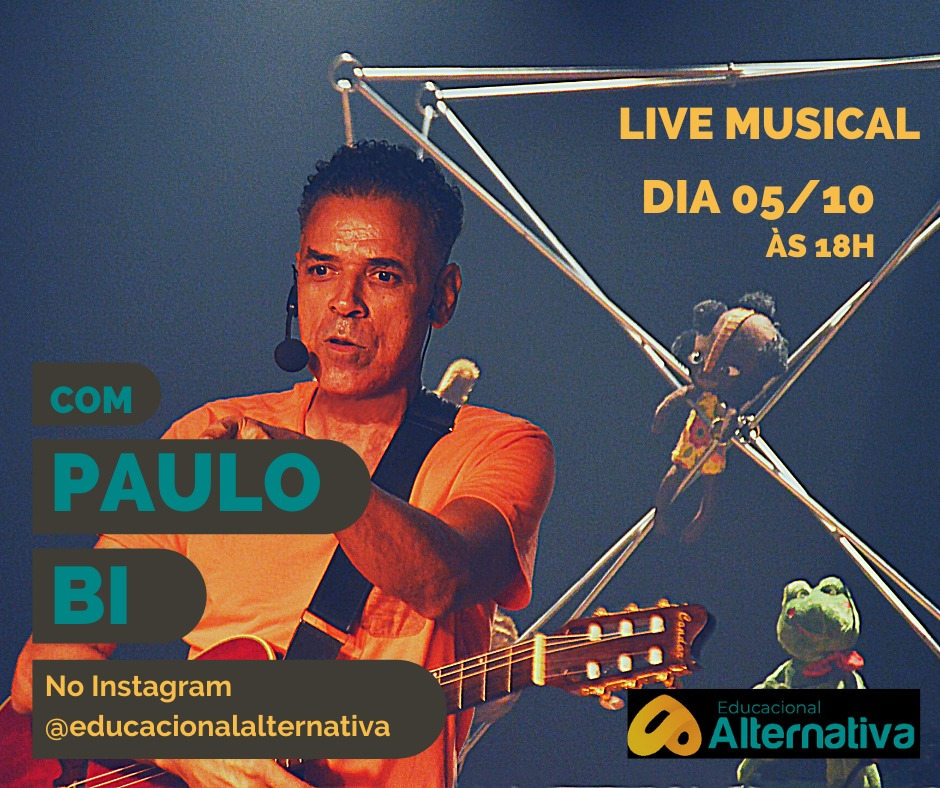 Live com a Escola Educacional Alternativa