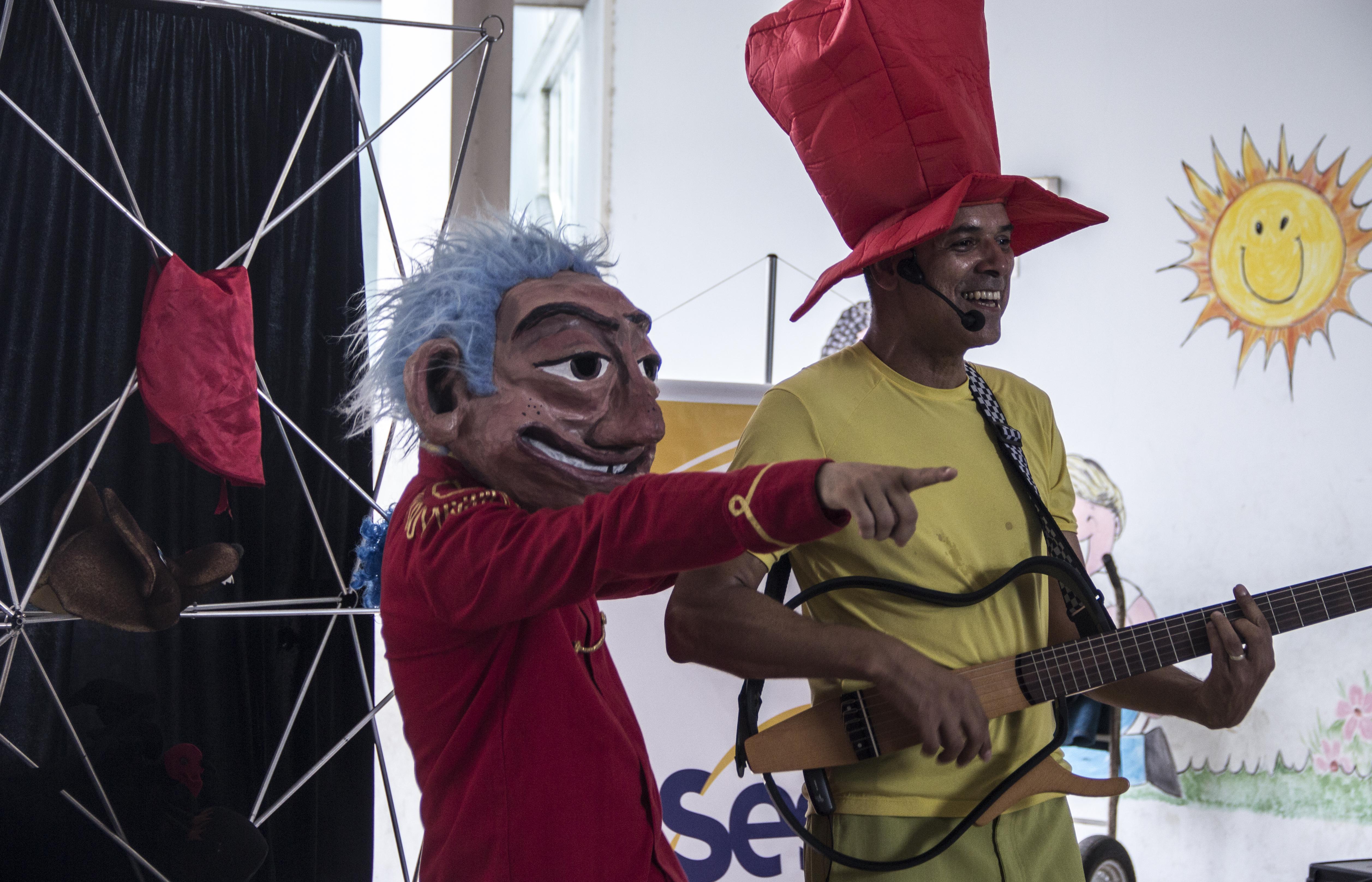 Braguinha encontra Pixinguinha