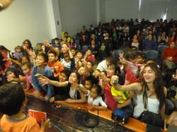 De Paes para filhos em Bogotá