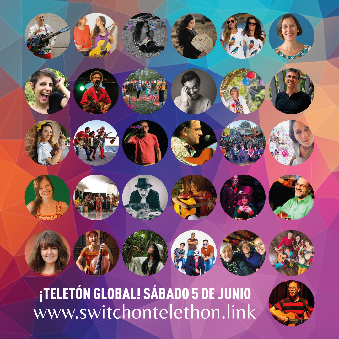 SwitchOn Global Telethon