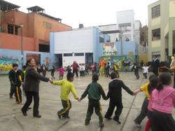 De Paes para filhos em Lima