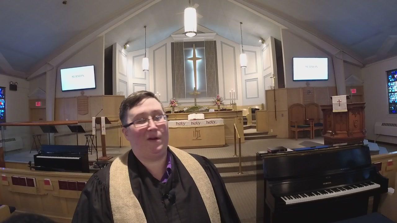 Sermon 4/14/19