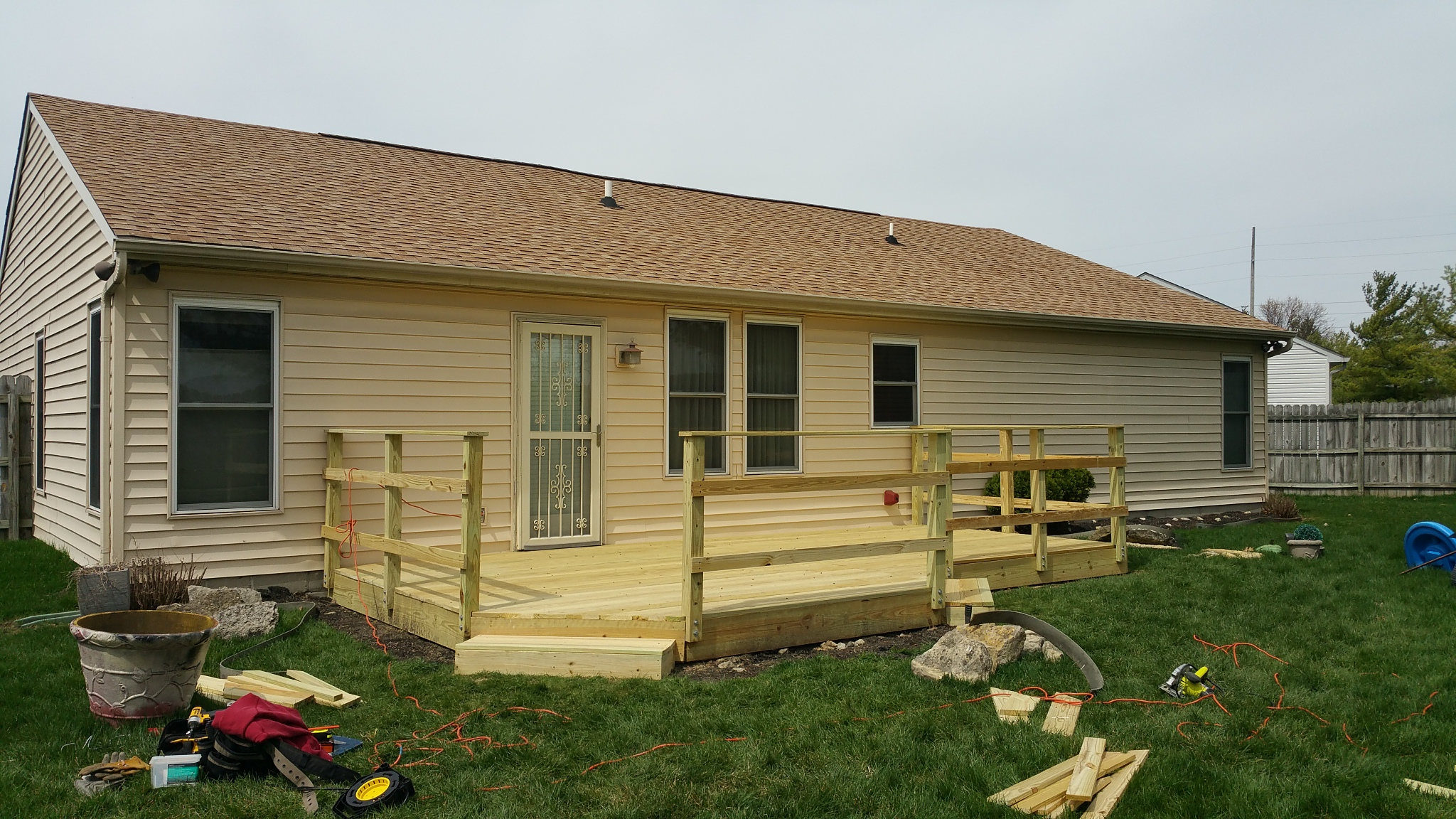 Painting | Indianapolis | The Well Known Handyman, LLC