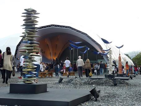 2012 - Esculturas na Flip Paraty